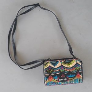 Sakroots Boho Crossbody Bag